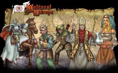 medieval rpg game